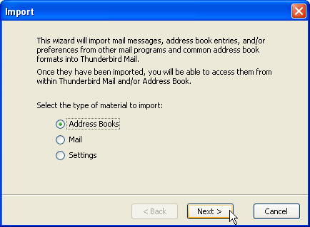 either there is no default mail client